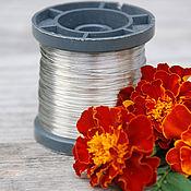 Материалы для творчества handmade. Livemaster - original item 0,3 mm nichrome Wire (round section). Handmade.