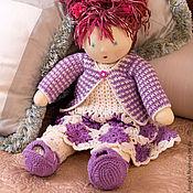 Куклы и игрушки ручной работы. Ярмарка Мастеров - ручная работа Кукла Анечка. Handmade.