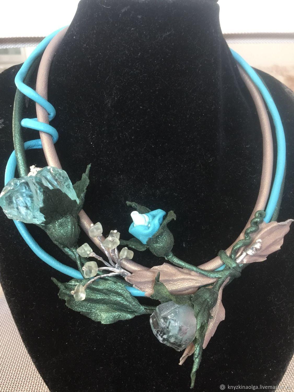 Rose Tiffany, Necklace, Krasnoyarsk,  Фото №1