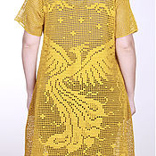 "Одежда handmade. Livemaster - original item tunic ""Phoenix"". Handmade."