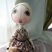 Куклы и игрушки ручной работы. Ярмарка Мастеров - ручная работа Душистый Горошек. Handmade.