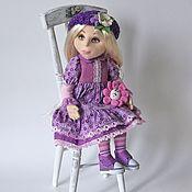 Куклы и игрушки handmade. Livemaster - original item Interior doll Katyusha. Doll talker. Handmade.