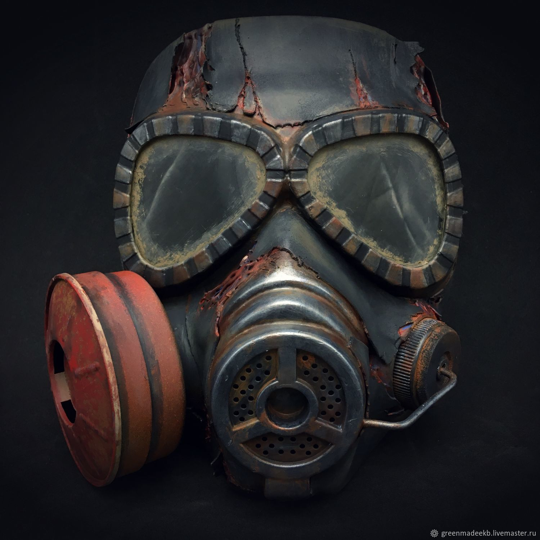 Stalker Mask, Character masks, Ekaterinburg,  Фото №1