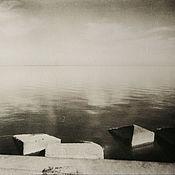 """Картины и панно ручной работы. Ярмарка Мастеров - ручная работа Фотокартина """"Пирс"""". Handmade."""