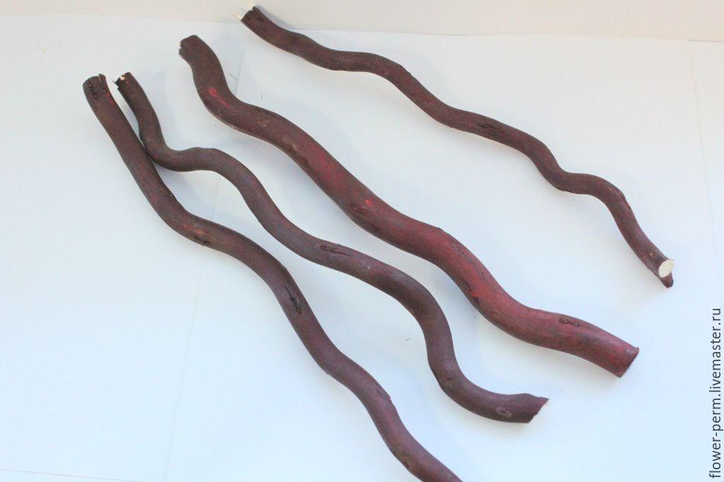 Декоративные стволы для топиария