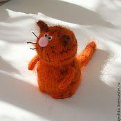 """Куклы и игрушки ручной работы. Ярмарка Мастеров - ручная работа """"Грозный"""" тигр. Handmade."""