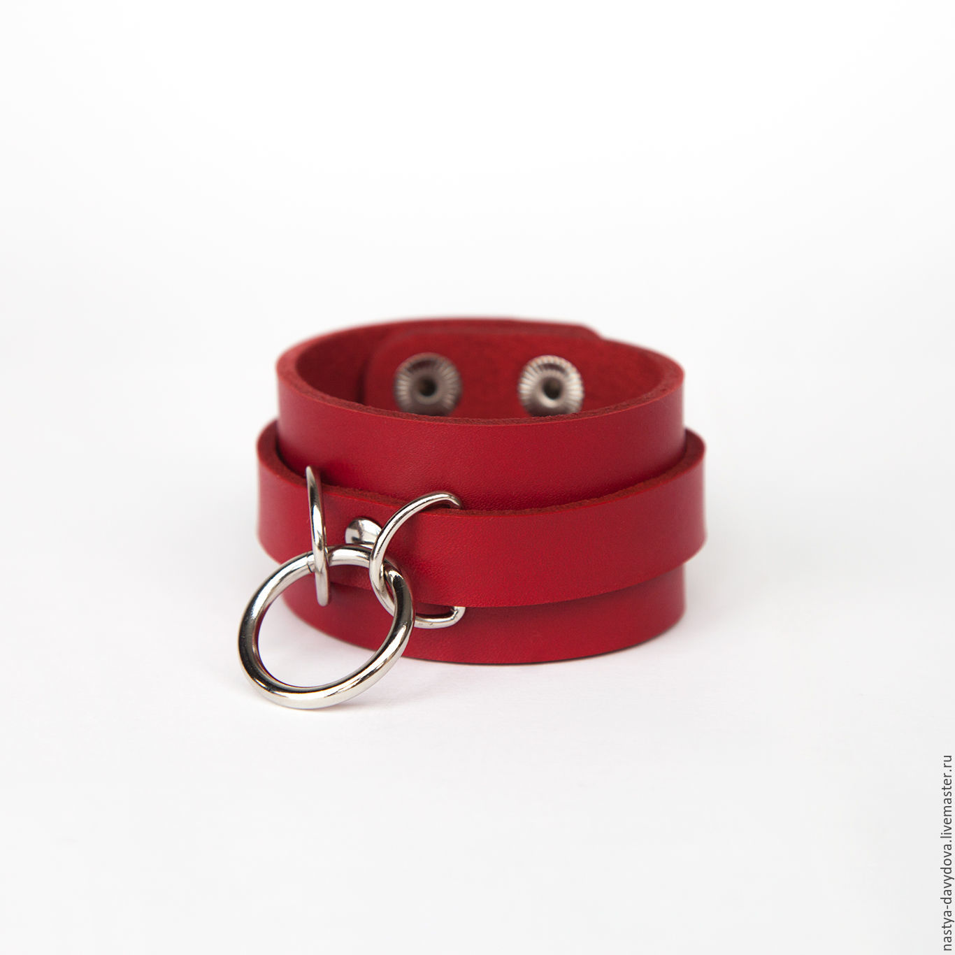 Moon bracelet (red), Bead bracelet, Moscow,  Фото №1