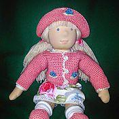 Куклы и игрушки ручной работы. Ярмарка Мастеров - ручная работа Вальдорфская кукла Миа. Handmade.