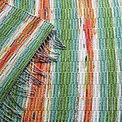 Для дома и интерьера ручной работы. Ярмарка Мастеров - ручная работа Домотканый половик (№ 217). Handmade.
