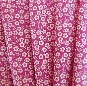Ткани ручной работы. Ярмарка Мастеров - ручная работа Японский хлопок (розовый). Handmade.