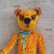 Куклы и игрушки ручной работы. Ярмарка Мастеров - ручная работа Плюшевый мишка Тимофей. Handmade.
