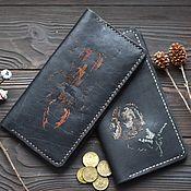 Wallets handmade. Livemaster - original item Purse Beetles. Handmade.