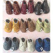 Обувь для кукол 5,5 см