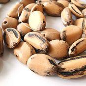 Материалы для творчества handmade. Livemaster - original item Beads Bodhi tree seeds. Handmade.