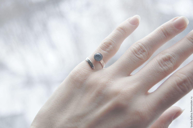 кольцо на мизинец женское фото