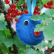 Куклы и игрушки ручной работы. Ярмарка Мастеров - ручная работа Стайка птиц. Handmade.