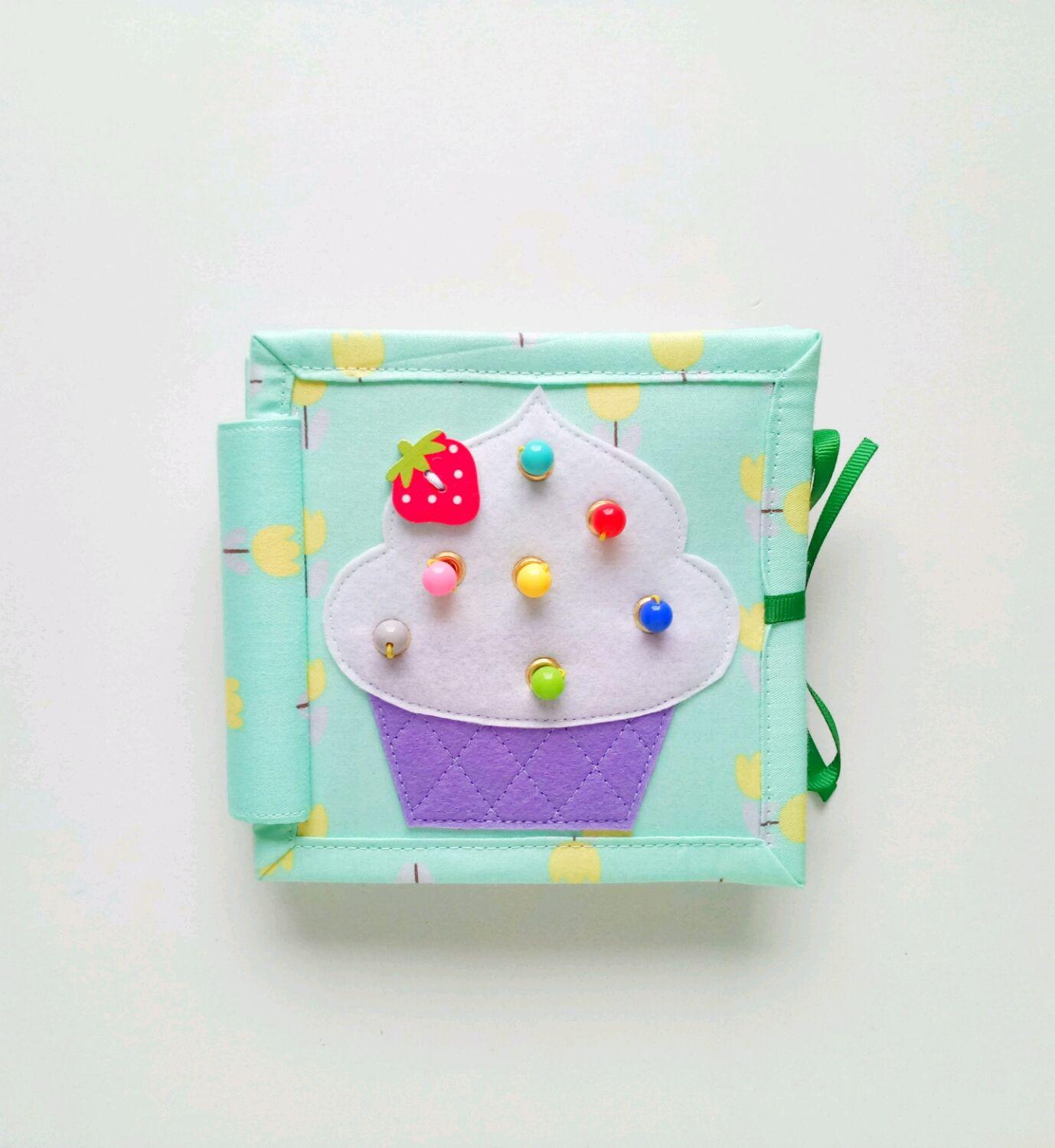 """Миникнига """"Сластена"""", minibook, Мягкие игрушки, Самара,  Фото №1"""