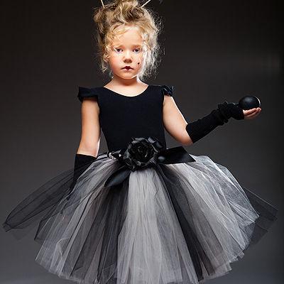 """Карнавальные костюмы ручной работы. Ярмарка Мастеров - ручная работа. Купить """"Байки из склепа"""" пышная юбка-пачка на Halloween. Handmade."""