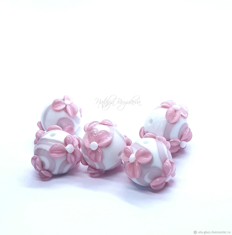 Lampwork beads, Beads1, Kaliningrad,  Фото №1
