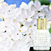 Духи ручной работы. Ярмарка Мастеров - ручная работа Белая сирень & Ревень/ Очень стойкий парфюм ручной работы. Handmade.