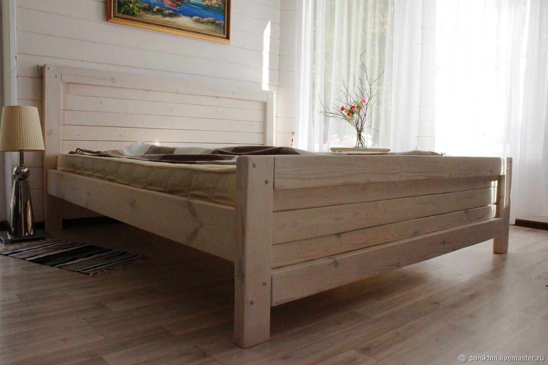 фотографии кроватей из дерева беспокойстве области голеностопа
