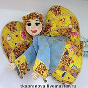"""Куклы и игрушки ручной работы. Ярмарка Мастеров - ручная работа Текстильная кукла """"Ангел"""". Handmade."""