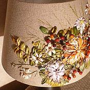 Для дома и интерьера ручной работы. Ярмарка Мастеров - ручная работа рябиновая осень. Handmade.