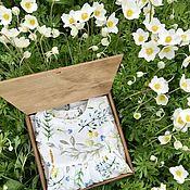 Упаковочная коробка ручной работы. Ярмарка Мастеров - ручная работа Подарочная коробка из березовой фанеры. Handmade.