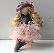 Куклы и пупсы ручной работы. Ярмарка Мастеров - ручная работа Эльза. Интерьерная кукла.. Handmade.