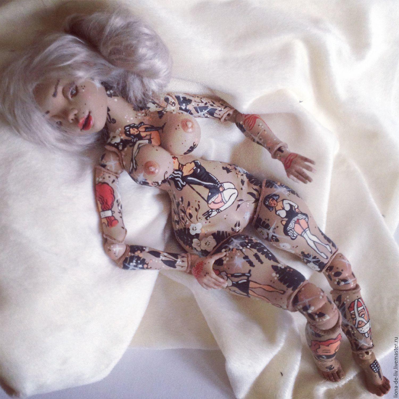 Как сделать куклу bjd в домашних условиях