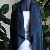 """Одежда ручной работы. Ярмарка Мастеров - ручная работа Кардиган """"Грозовая туча"""". Handmade."""