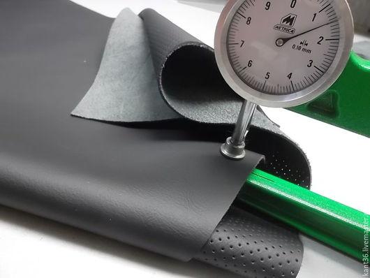 Шитье ручной работы. Ярмарка Мастеров - ручная работа. Купить 6007/4 - АвтоКожа Черная (1,4-1,6). Handmade.