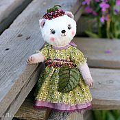 Куклы и игрушки handmade. Livemaster - original item Ezhevichka. Handmade.