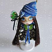 Куклы и игрушки ручной работы. Ярмарка Мастеров - ручная работа HRISTMAS CRUMBS (Рождественские крохи). Handmade.