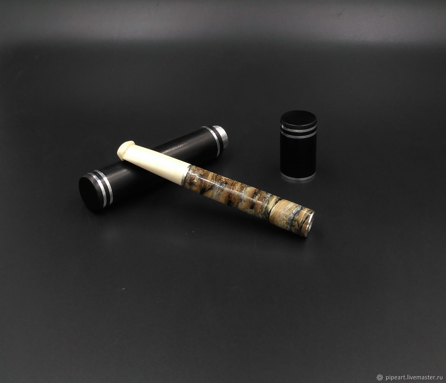 Сigarette holder 4-34 Ebony, Cigarette holder, Moscow,  Фото №1