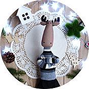 Куклы и игрушки ручной работы. Ярмарка Мастеров - ручная работа Лосик. Handmade.