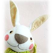 Куклы и игрушки ручной работы. Ярмарка Мастеров - ручная работа Кролик ТИМ. Игрушка для детей. Handmade.