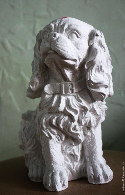Статуэтки ручной работы. Ярмарка Мастеров - ручная работа. Купить Гипсовые статуэтки собак. Handmade. Белый, гипсовые заготовки