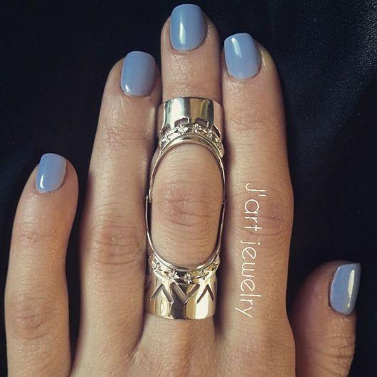 """Кольца ручной работы. Ярмарка Мастеров - ручная работа. Купить кольцо """"арабика"""" в светлом серебре. Handmade. Серебряный, кольцо жади"""