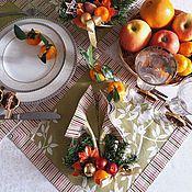 Tablecloths handmade. Livemaster - original item Napkins of cotton