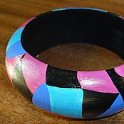 """Украшения ручной работы. Ярмарка Мастеров - ручная работа Браслет """"4 цвета"""". Handmade."""