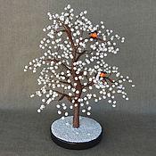handmade. Livemaster - original item Tree of Happiness from pearls. Handmade.