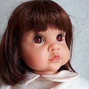 Куклы и игрушки handmade. Livemaster - original item Jolie by Frau Hildegard Gunzel for Gotz. Handmade.