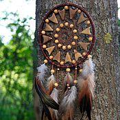 """Ловец снов ручной работы. Ярмарка Мастеров - ручная работа Ловец снов """"Ритуал"""". Handmade."""
