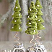 Подарки к праздникам handmade. Livemaster - original item Dancing Christmas TREE. Handmade.