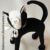 Куклы и игрушки ручной работы. Ярмарка Мастеров - ручная работа Кошка Ника. Handmade.