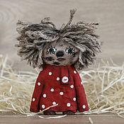 Сувениры и подарки handmade. Livemaster - original item Domovenok Kuzya. Handmade cotton collection toy. Handmade.