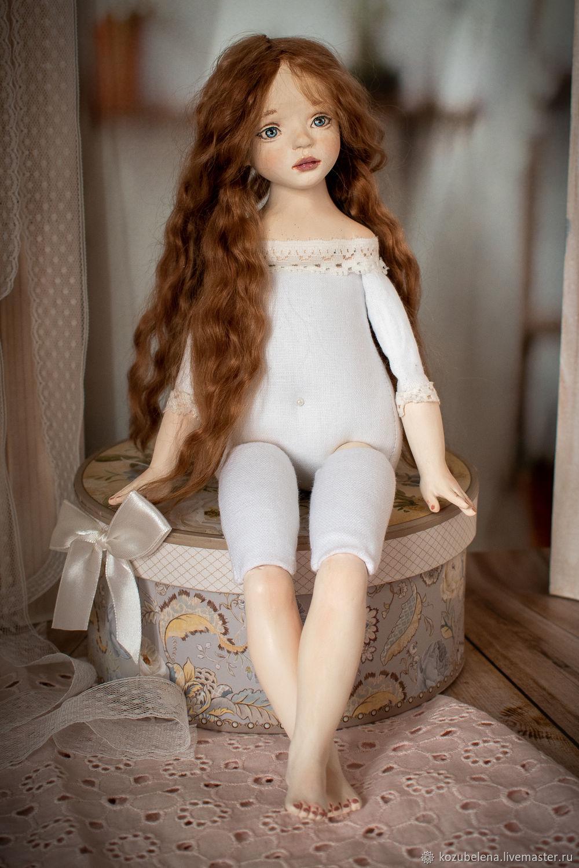 Инструкция по сборке куклы с выкройкой тела, Будуарная кукла, Ессентуки,  Фото №1