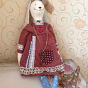 Куклы и игрушки ручной работы. Ярмарка Мастеров - ручная работа зайка Пеппи. Handmade.