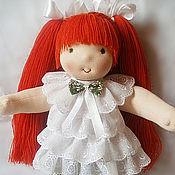 Куклы и игрушки ручной работы. Ярмарка Мастеров - ручная работа Вальдорфская кукла .  Алиса 36 см. Handmade.